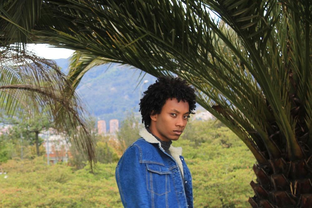 juango look shearling jacket palms frame