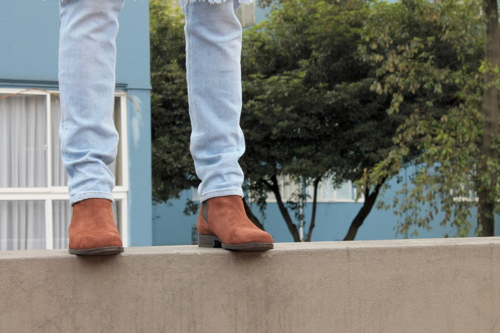 bosi chelsea boots