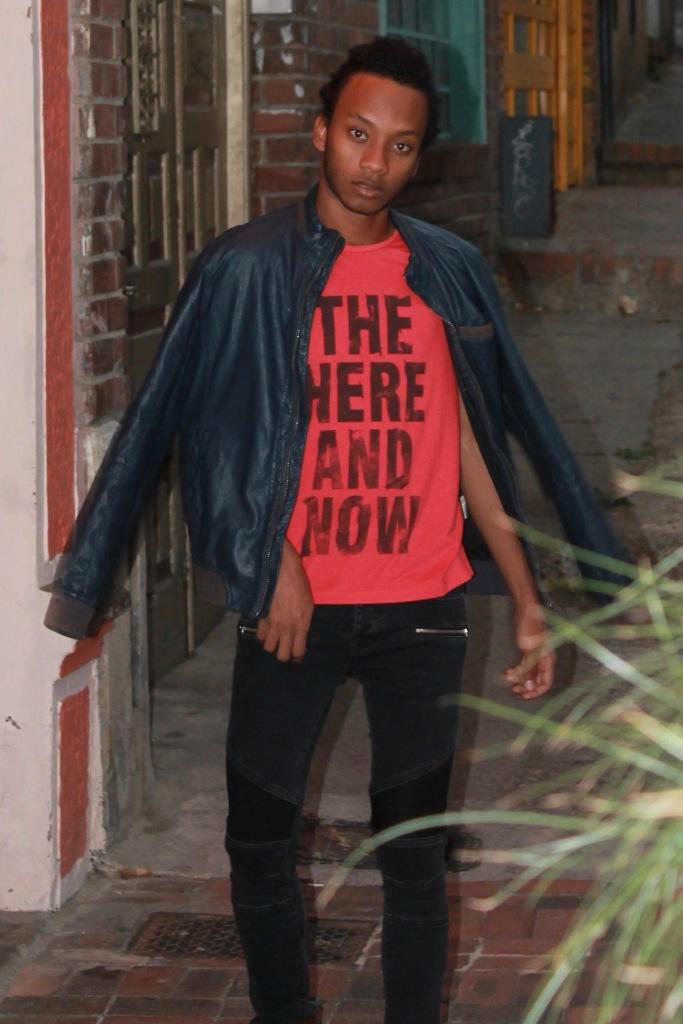 photoshoot bogota outfit menswear
