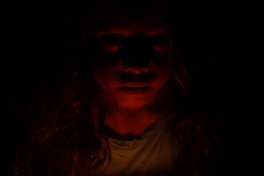 candle series sara horror