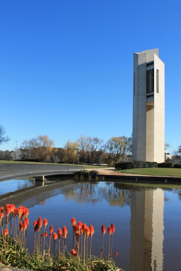 national-carillon-in-canberra-beautiful-park
