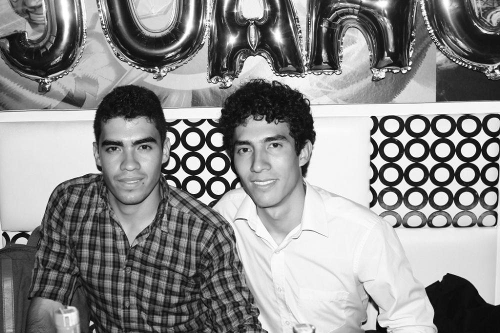 brothers hermanos murillo leonardo jordan juango party