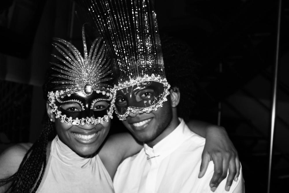 masquerade party cousin family love bogota yuley prado juan gomez birthday