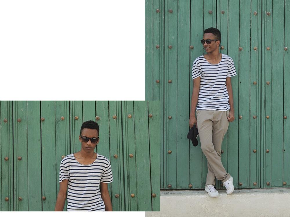 juango-havana-cuba-green-door-zara-stripes-white-sneakers-collage